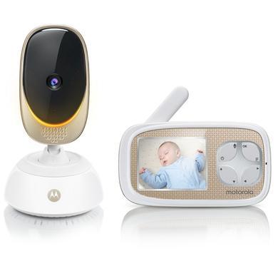 Motorola Dětská video chůvička COMFORT 45 Připojte se s 2,8 barevným displejem