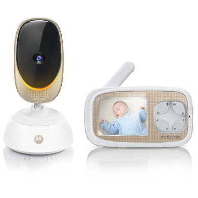 Motorola Video-Babyphone COMFORT45 Connect mit 2,8 Farbdisplay