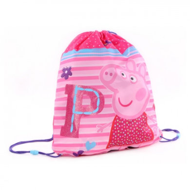Sporttaschen - Vadobag Sportbeutel Peppa Pig Be Happy - Onlineshop Babymarkt