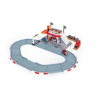 Hape Race Tracks - stanice
