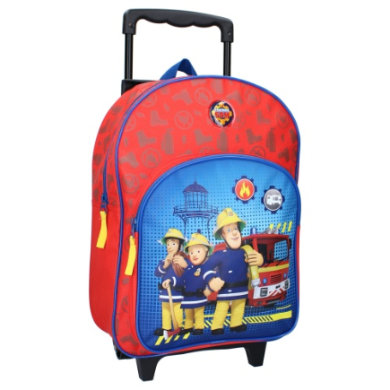 Kinderkoffer - Vadobag Trolley Rucksack Feuerwehrmann Sam Fire Rescue - Onlineshop Babymarkt
