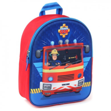 Kinderrucksaecke - Vadobag Rucksack Feuerwehrmann Sam On Duty (3D) - Onlineshop Babymarkt