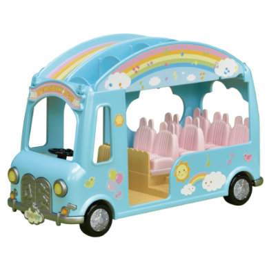 Sylvanian Families Baby Bus Sunshine