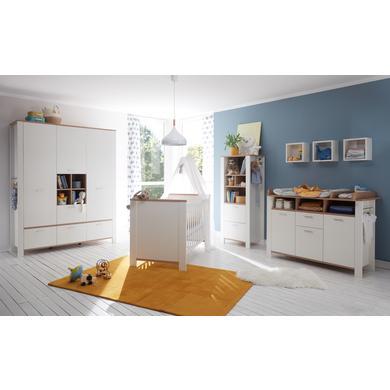 Babyzimmer - Mäusbacher Kinderzimmer Adele Inkl. Standregal, Hängeregale und Umbauseiten  - Onlineshop Babymarkt
