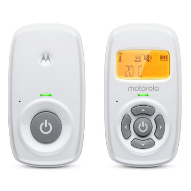 Motorola digitální audio chůvička MBP24 s 1,5 LCD displejem