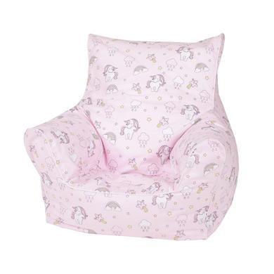 Sitzmöbel - knorr® toys Kindersitzsack Rainbow Unicorn  - Onlineshop Babymarkt