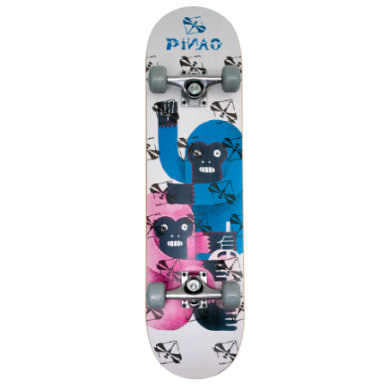 Skateboards - PiNAO Sports Skateboard Nalu Ape - Onlineshop