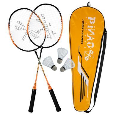 Image of PiNAO Sports Badminton-Set Family, orange