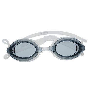 PiNAO Sportovní plavecké brýle pro mládež Smoke Grey