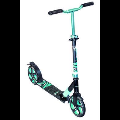 Roller - muuwmi Aluminium Scooter Deluxe 205 mm, türkis - Onlineshop