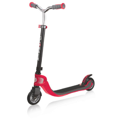 Image of GLOBBER Scooter FLOW FOLDABLE 125 schwarz-rot