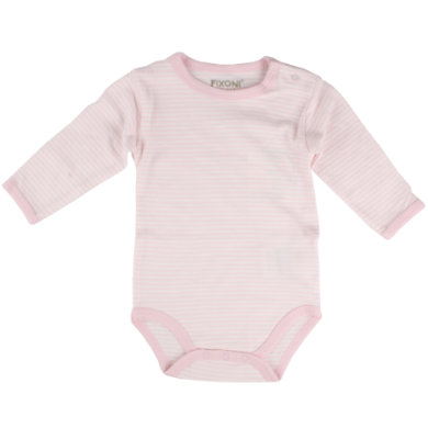 Babywaesche - FIXONI Infinity Body rosa gestreift - Onlineshop Babymarkt