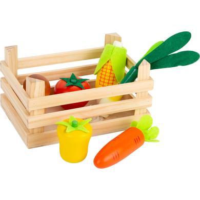 small foot® Kaufladen-Gemüse mit Kiste