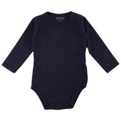 Babywaesche - FIXONI Infinity Wickelbody navy - Onlineshop Babymarkt