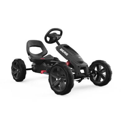 BERG Pedal Go Kart Reppy Rebel Black Edition Sondermodell limitiert