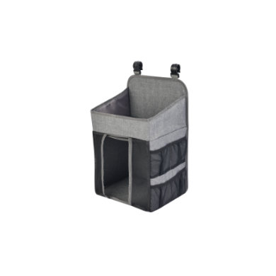 Image of Altabebe Utensilienbox für Windeln und Pflegeprodukte Grau