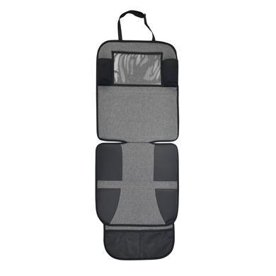 Image of Altabebe Autositzauflage mit iPad-/Tabletfach Schwarz/Grau