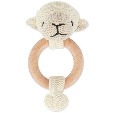 bieco Greifling Schaf mit Rassel