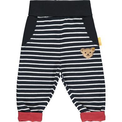Babyhosen - Steiff Jogginghose navy - Onlineshop Babymarkt