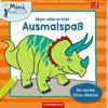 SPIEGELBURG COPPENRATH Mein allererster Ausmalspaß: 80 starke Dino-Motive