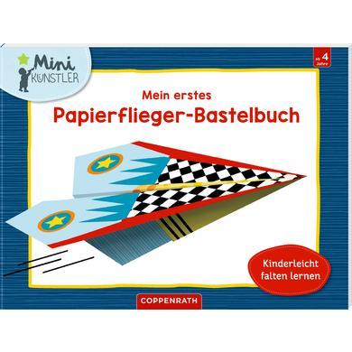 Image of SPIEGELBURG COPPENRATH Mein erstes Papierflieger-Bastelbuch