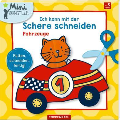 Image of SPIEGELBURG COPPENRATH Ich kann mit der Schere schneiden: Fahrzeuge