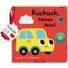 SPIEGELBURG COPPENRATH Mein Filz-Fühlbuch: Kuckuck, kl. Auto! (Fühlen&begreifen)