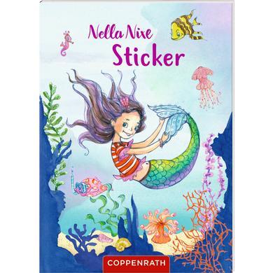 SPIEGELBURG COPPENRATH Nella Nixe stickerboekje