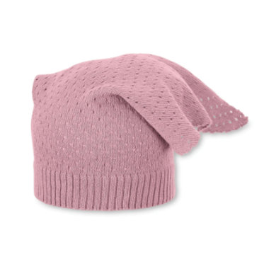 Sterntaler Gebreide bandana roze