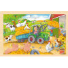 goki Aseta palapeli pieni traktori