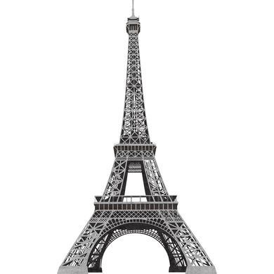 Wanddekoration - RoomMates® Wandsticker Eiffelturm  - Onlineshop Babymarkt