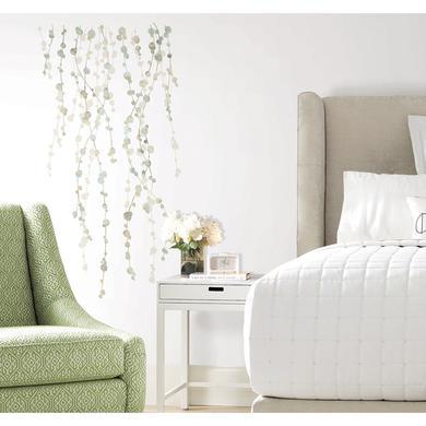 Wanddekoration - RoomMates® Weinrebe Wasserfarbe  - Onlineshop Babymarkt