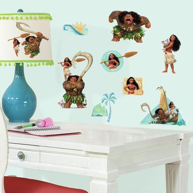 Wanddekoration - RoomMates® Disney Vaiana  - Onlineshop Babymarkt