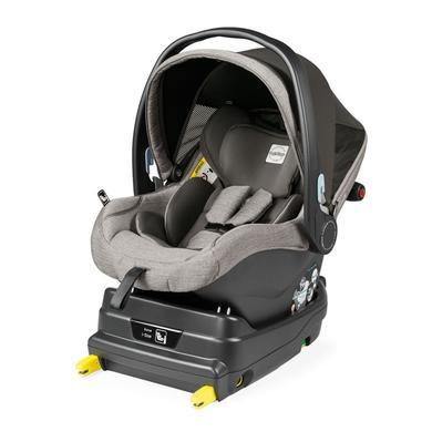 Peg Perego baby autostoel Primo Viaggio i-Size City Grey inclusief basis