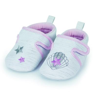 Babyschuhe - Sterntaler Baby–Krabbelschuh weiß - Onlineshop Babymarkt