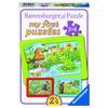 Ravensburger Puzzle Kleine Gartentiere