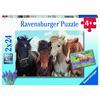 Ravensburger Puzzle - Láska ke koním
