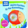 Ravensburger ministeps® Meine bunten Ri-Ra-Rasseltiere