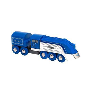 Image of BRIO Blauer Dampfzug Special Edition 2021