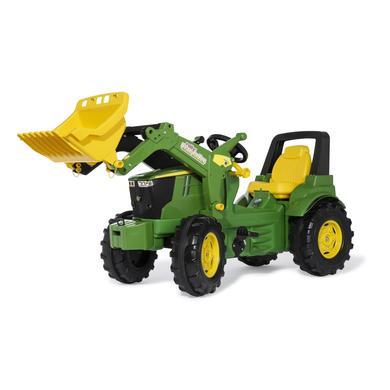 rolly®toys Trettraktor Rolly Farmtrac John Deere 7R, Frontlader