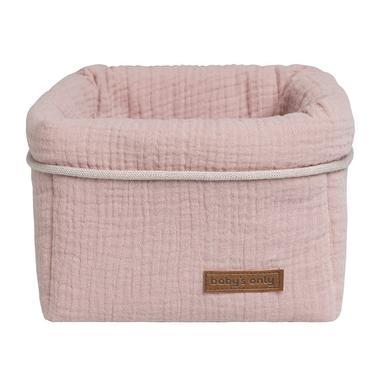Image of baby's only Aufbewahrungskorb Breeze alt rosa