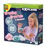 SES Creative® Voksende krystaller og ædelsten