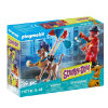 PLAYMOBIL  ® SCOOBY-DOO! Przygoda z duchem Clown 70710