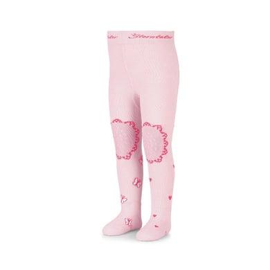 Sterntaler Krabbelstrumpfhose Känguru rosa