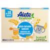 Alete Milch-Getreide-Mahlzeit 6-Korn + Honig 400 ml ( 2 x 200 ml) ab dem 10. Monat