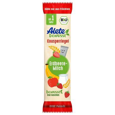 Alete Knusperriegel Erdbeere-Milch 25 g ab dem 1. Jahr