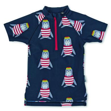Minigirlbademode - Sterntaler Kurzarmschwimmshirt marine - Onlineshop Babymarkt