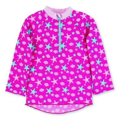 Minigirlbademode - Sterntaler Langarmschwimmshirt magenta - Onlineshop Babymarkt
