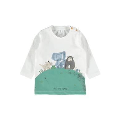 Babyoberteile - name it Langarmshirt NBMBIPLAN Snow White - Onlineshop Babymarkt