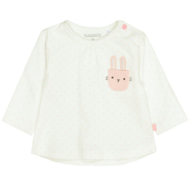 Babyoberteile - STACCATO Shirt offwhite gemustert - Onlineshop Babymarkt